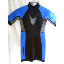 Wetsuit Ho Sports, Talla 12 Junior Exelente, Seminuevo