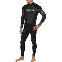 Traje De Neopreno Mares Reef 2.5mm Talla M Buceo Snorkel