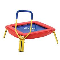 Trampolin Brinca Brinca Con Barra Niños Pure Fun Hm4