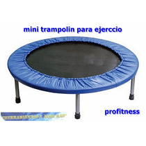Wow Mini Trampolin Aerobico De 91cm De Diametro Pro Fitness