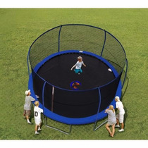 Trampolín Bouncepro 14pies (no Incluye Malla Lateral)