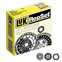 Kit Clutch Mazda 3 2.5 2010 2011 2012 2013 Luk