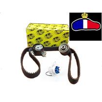 Kit Distribucion Peugeot 206 1.6 Con Bomba De Agua Valeo Fra