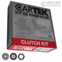 Kit Clutch Chevrolet S10 2.2 1996 1997 1998 1999 2000 Ctk
