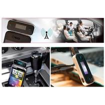 Transmisor Fm Para Celular, Ipod, Tablet Hm4