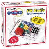 Kit Circuitos Snap Radio Fm