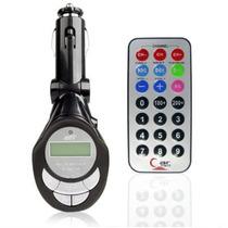 Transmisor Fm Mp3 Compatible Con Memoria Micro, Sd,usb