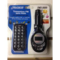Transmisor Fm Para Auto