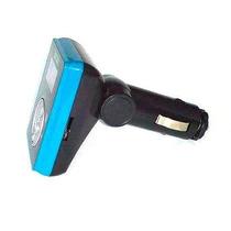 Transmisor Fm Para Coche Entrada Sd Radio Fm