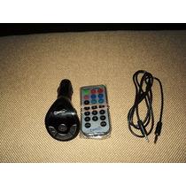 Transmisor Fm P/ Auto Mp3 Usb