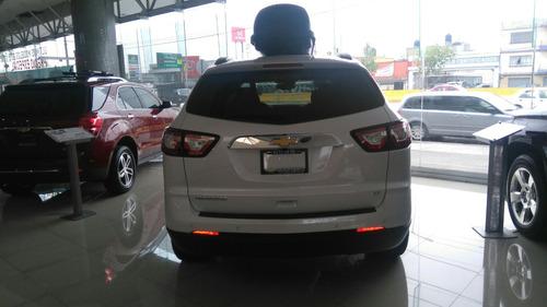 Chevrolet Traverse Paquete B 2017 Chevrolet Aeropuerto