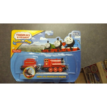 Tren Metal Thomas Y Sus Amigos Mike Miniature Engine Iman
