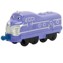 Juguetes Trenes Set 2 Chuggington Locomotora Harrison Chatsw
