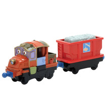Juguetes Trenes Vagones Set 2 Chuggington Hodge And Hopper C