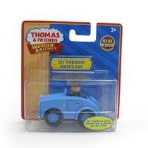 Thomas Y Sus Amigos Sir Topham Hatts Car Madera Real Wood