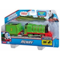 Thomas And Friends Henry Trackmaster Fisher Price