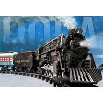 Tren Polar Expresso Lionel G-gauge Escala Luz Sonido Vias