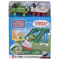Tren Thomas Mega Bloks Con Tren Extra De Regalo