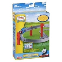 Thomas And Friends Take-n-play Pista Espiral