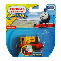 Thomas And Friends Tren Duncan Take N Play Metal