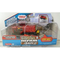 Trackmaster Thomas Friends Crash And Repair Salty