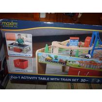 Tren De Madera Maxim-enterprises