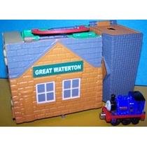 Thomas & Friends Take-n-play Sir Handel En Gran Waterton
