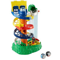 Fisher-price Mi Primera Thomas & Friends Rail Rodillos Estac