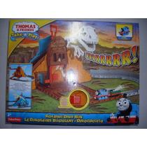 Thomas Y Sus Amigos Roaring Dino Run Dinocircuito Pista