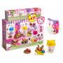 Set De Plastilina Tipo Play Doh De Hello Kitty!