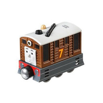 Fisher-price Thomas & Friends Take-n-play Hablar Toby