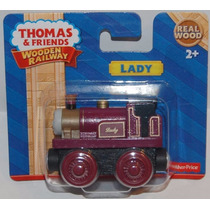 Thomas Y Sus Amigos Wooden Railway Lady Iman