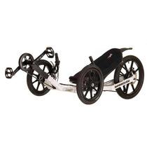 Triciclo Bicicleta Kmxkarts Mod. Tornado F3 ( Blanca )