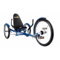 Triciclo Bicicleta Ajustable Mobo Triton Pro Adultos Colores