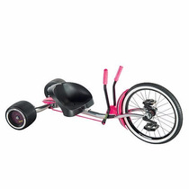 Huffy 20 Inch Girls Green Machine Drastic- Pink