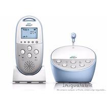 Monitor De Bebé Con Sensor De Temperatura Philips