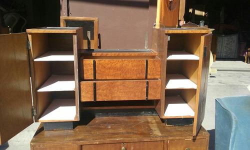 Trinchero antiguo mueble de cocina 1 en mercadolibre - Muebles cocina antiguos ...