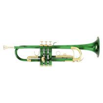 Trompeta Roy Benson Con Estuche Tr-101e Tono Bb Tudel Ml
