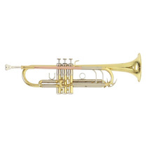 Trompeta Roy Benson Con Estuche Tr-402 Tono Bb Calibre Ml