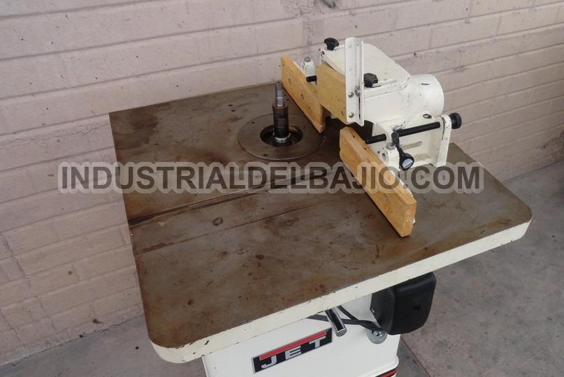 Trompo fresadora para madera jet en mercado libre - Fresadora de madera ...