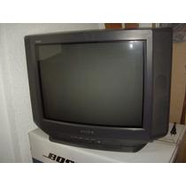 Television Sony De 21 Pulgadas A Color Kv-21se40/8