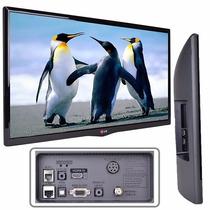 Envio Gratis Tv Monitor 28 Lg 720p Led Hdmi Hdtv Usb Red Av