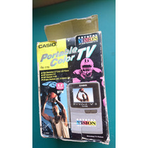 Casio Tv 770 Crystal Vision Lcd Color