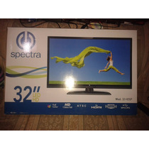 Tv Led Spectro 32 Nueva Sellada Con Garantia