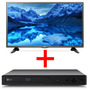 Kit Pantalla Tv Led 32 Lg + Reproductor Blu Ray Lg Hdmi