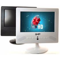 Tv Digital Portatil Lcd 7 Recargable Control Remoto Usb