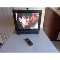 Television Sony Trinitron 21 Pulgadas En Excelente Estado