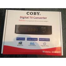 Decodificador Digital Tv Coby Hdmi Alta Definicion