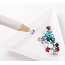 Lapiz Magico Para Pegar Piedras Cristales De Uñas Acrilicas