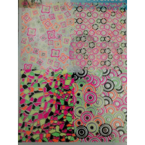 Sticker Mediano 4 Diseños Misma Planilla